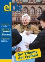 Ausgabe 2 | 2008 - Elde Online