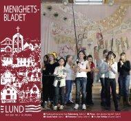 MENIGHETS- BLADET LUND - Mediamannen