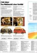 von Westfalia - Westfalia T25 / T3 / Vanagon Info Site - Seite 3
