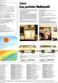 von Westfalia - Westfalia T25 / T3 / Vanagon Info Site - Seite 4