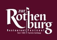 Liebe Gäste - Restaurant zur Rothenburg
