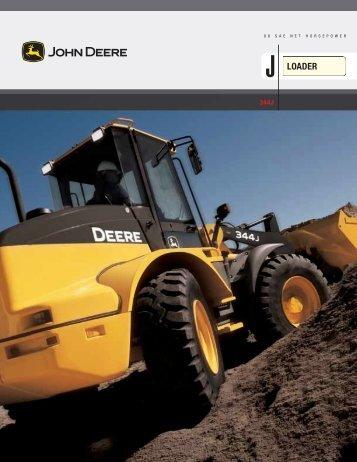 344J 4WD Loader - West Side Tractor Sales