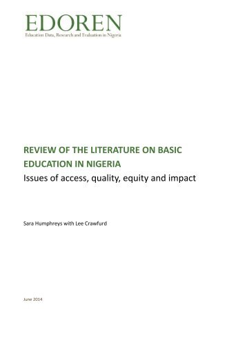 review-of-the-literature-on-basic-education-in-nigeria-june-2014-3-1