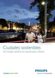 Ciudades sostenibles - Philips Lighting