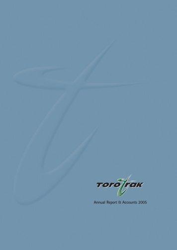 Annual report 2005 - Torotrak