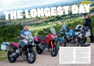 Longest day 1 - Fast Bikes