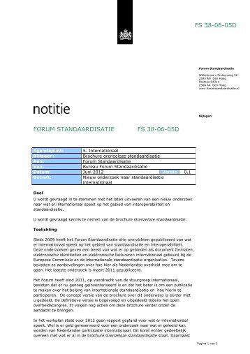 fs 38-06-05d forum standaardisatie fs 38-06-05d - Logius