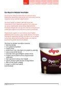 2011 Yılı Faaliyet Raporu - Dyo - Page 5