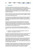 Report of the unannounced monitoring assessment at Sligo ... - hiqa.ie - Page 4