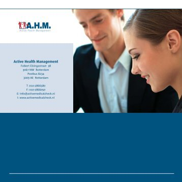 Active Health Management - Arboactive