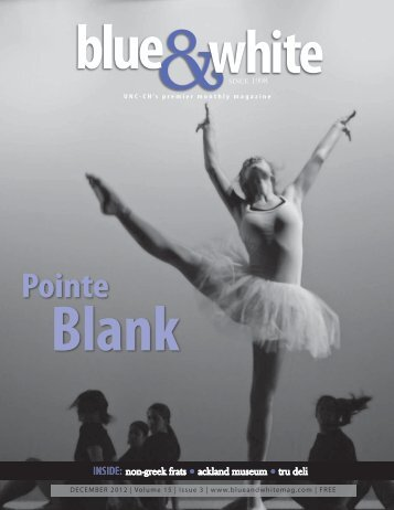 See PDF Version. - Blue & White Online