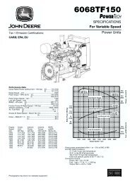 GDJD Performance Curve 6068TF150VS.pdf - John Deere Industrial ...