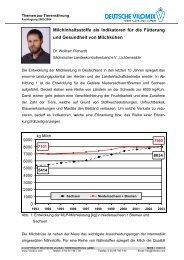 PDF-Dokument herunterladen - Deutsche Vilomix Tierernährung ...