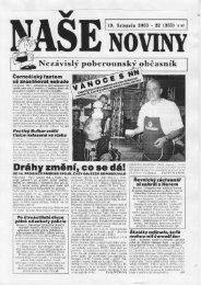 Číslo 22 - naše noviny archiv