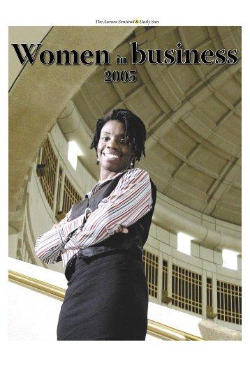 Women business in 2005 - ZoZo Group, LLC