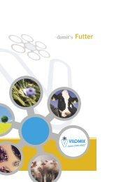 damit's Futter - Deutsche Vilomix Tierernährung GmbH