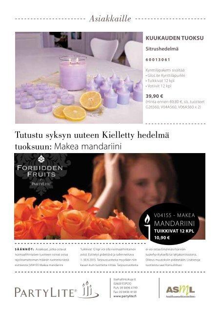 Asiakkaille & Emännille/Isännille