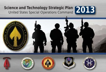 Science and Technology Strategic Plan - Defense Innovation ...