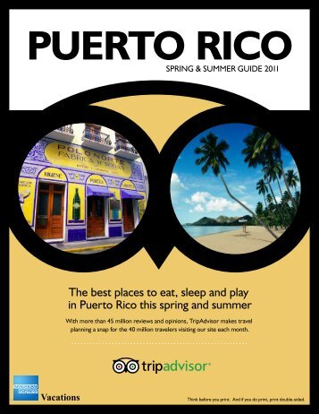 Puerto Rico - American Express Vacations