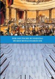 der deutsche bundestag im reichstagsgebäude - Deutscher ...