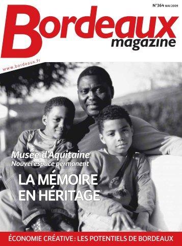 Bordeaux Magazine Mai 2009