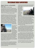 Autumn 2011 Newsletter - Ceunant Mountaineering Club - Page 2