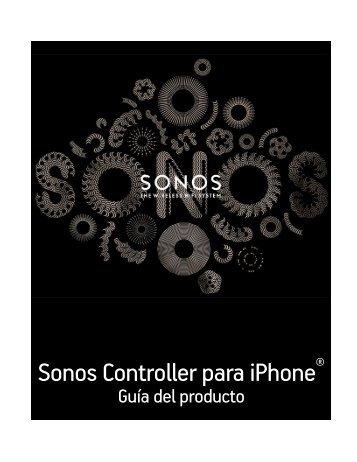 Sonos Controller para iPhone - Almando