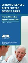 ChRonIC Illness ACCeleRAted BeneFIt RIdeR - Resource Brokerage