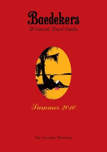 General Travel Guides - Shapero Rare Books