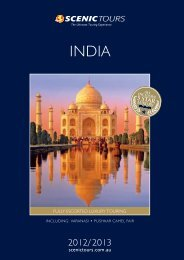 India - Scenic Tours