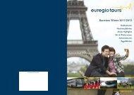 Busreisen Winter 2011/2012 - Euregiotours