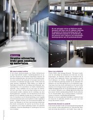 In het nieuwe kantorencomplex van Valcke ... - Dimension