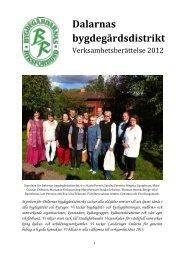 BR Dalarna VB 2012-web - Bygdegårdarnas Riksförbund