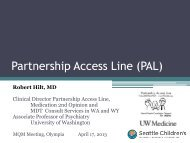 Update on PAL Implementation - Acumentra Health