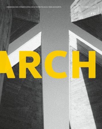 ARCH - zielonagora.sarp.org.pl - Stowarzyszenie Architektów Polskich