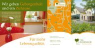 Download Flyer - Villa Lindenhof