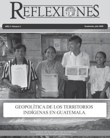 Geopolítica de los territorios indígenas en Guatemala ... - Alba Sud