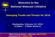 Botnets - The Current Threat Landscape - Multi-State Information ...