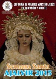 Revista Cofrade Semana Santa Ajalvir 2015