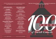 Watton-at-Stone Parish Council Centenary Celebrations