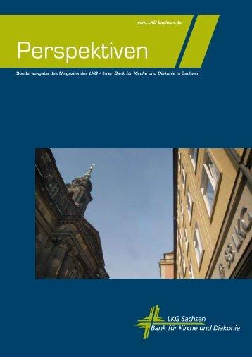 Perspektiven, Ausgabe 3/2010.pdf (Sonderausgabe für ... - KD-Bank