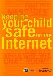 download Home Office booklet - Kidsmart