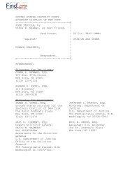 Jose Padilla v. Donald Rumsfeld - FindLaw Legal News