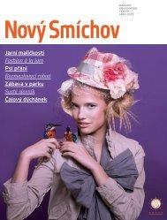 stáhnout magazín ve formátu PDF - Nový Smíchov
