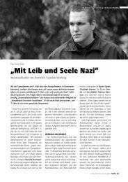 Lotta-Artikel über Demoanmelder Sascha Krolzig
