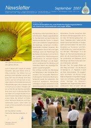 Newsletter September 2007.pmd - Frankenwein