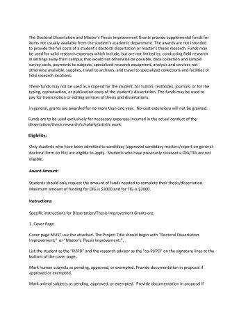 master thesis foreword In preparing theses and dissertations revised june 2006 the school of science and engineering master's thesis if abstract required by department if thesis includes an abstract [foreword] table of contents [list of tables] [list of illustrations.