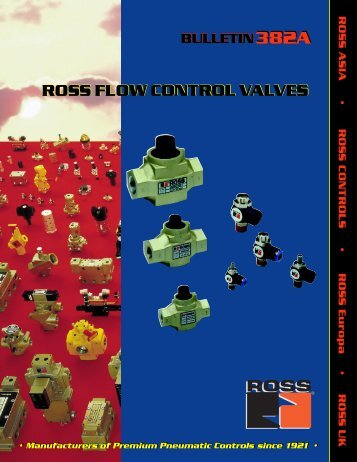 ROSS FLOW CONTROL VALVES