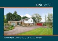 6 Coldstream Lane, Hardingstone, Northampton, NN4 6DB