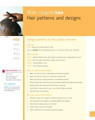 Web chaptertwo Hair patterns and designs - Cengage Learning